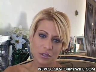 Hot New Cocks For Mine Wife Video Starring