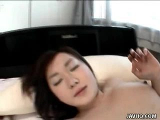 Sıcak seks zaman yakın için yumi aida
