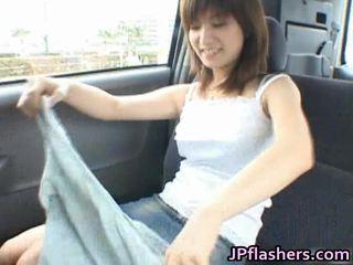 Anna Public Undressing