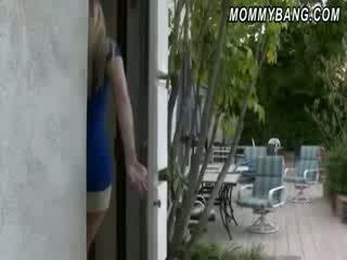Масов цици възбуден мама karen fisher прецака от мадама двойка