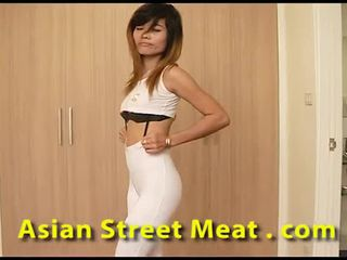 Clean thai slapper sweats for sperma