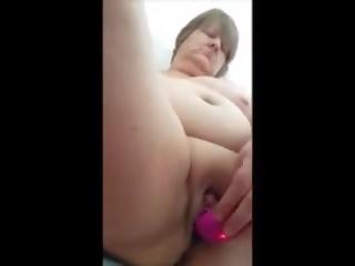 Prysznic zabawa później seks z czarne dildo, porno 6f