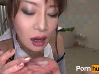 brunette, blowjobs, japanese