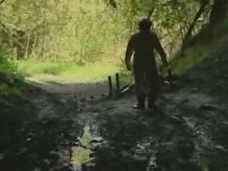 Á châu cô gái rape tại rừng video