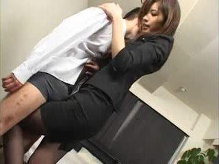 japanese, femdom, strapon