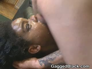 blowjob, black and ebony, interracial