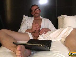 guy, big dick, gay