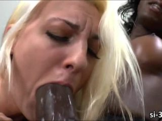 hottest brunette free, shemale, great interracial watch