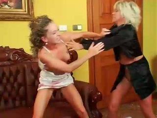 lésbica, luta lésbica, muffdiving