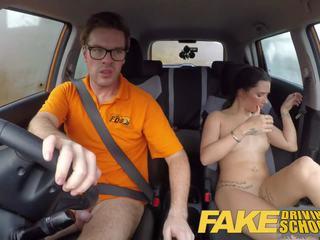 Fake driving schule worst driver je erhalten gefickt im die