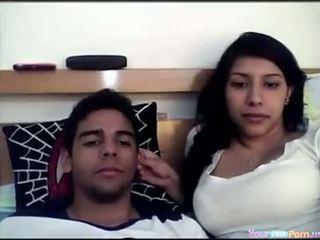 Indien couple sur cam