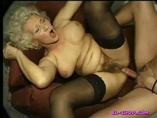 babička, nylon, hardcore