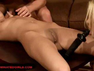 Dominated Girls: Tie em up and fuck em hard
