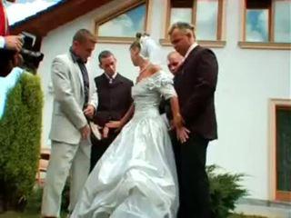 wedding, european, orgy