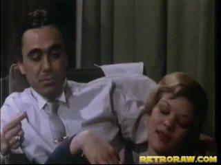 sex in titties osa, köögis alasti, vintage porn