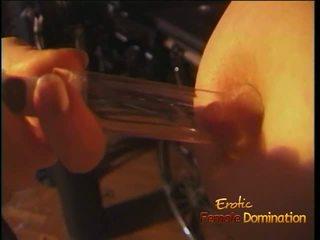 Luscious ryšavý tart enjoys being spanked těžký v the