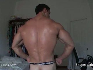 Muscle और कॉक lovers