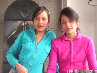 Tami fabiana và diana delgado trong hawt bốn người