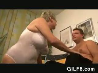 European Granny Wants A Cock