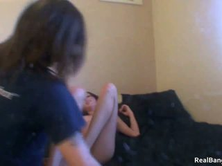 Horny amateur sex by RealBangBook