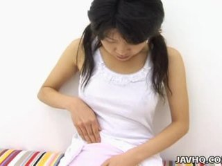 Haruka aida het asiatiskapojke tonårs solo