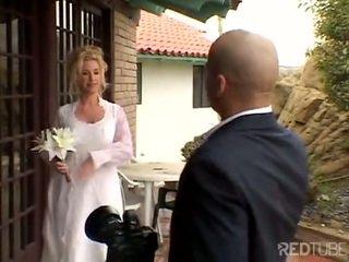 Taylor lynn fucks trên cô ấy đám cưới
