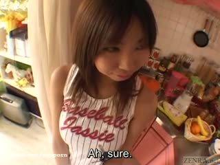Barmfager tan japansk skolejente stor breast complex subtitles