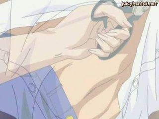 tetek besar, anime / kartun, tegar