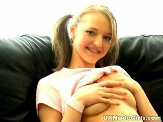 Cutie Amateur British Teen Britney