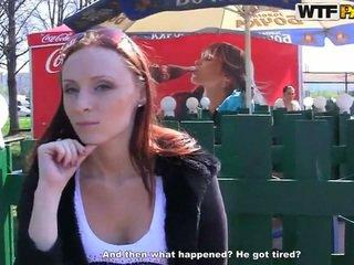 Margot exhibits 彼女の 変態の bits と touches のために お金
