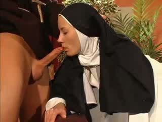 love, nun, priest