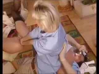 Oldie double fisten, kostenlos deutsch porno video 27