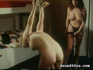 otroctví, bondage sex, caning