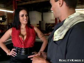 Carmella bing went bis wählen nach oben sie auto mechanic