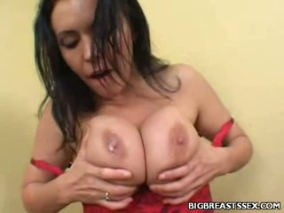 Breasty Angelica Drilled
