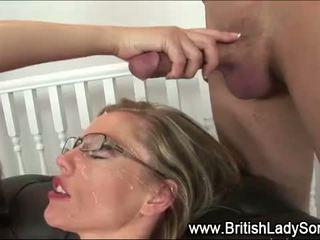 volný skupinový sex horký, každý britský, skutečný cumshot velký