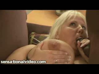 Busty MILF Daphne Stone 44F