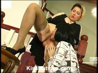 hardcore sex, lesbický sex, lesbička