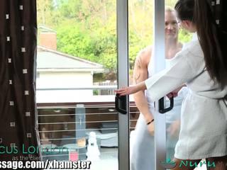 pompini, magro, massaggio