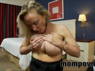 Sexy mature milf fucking young cock hard