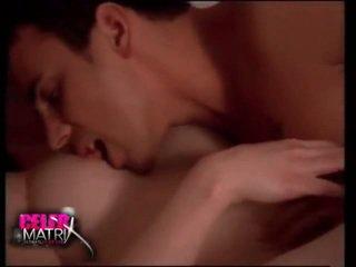 porno kız ve yatakta erkekler, pakistan'da seksi porno, memeler kısmen sex