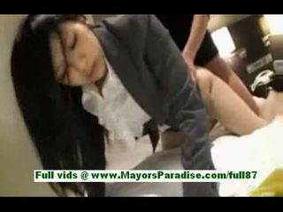 Shino kanouamateur asian wife in bed