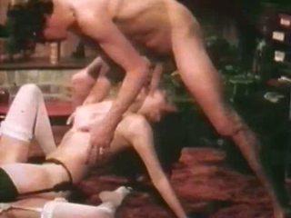John holmes - sheer kelnaitės - didelis bybis