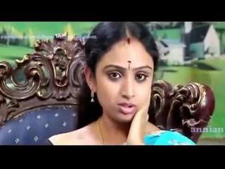 Chaud scène à partir de tamil film