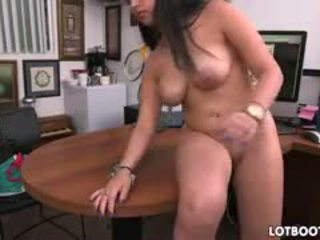 full brunette, big boobs, new doggystyle