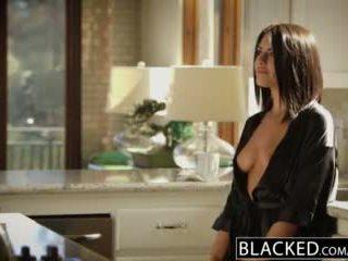 Blacked brunetė adriana chechik takes trio apie bbcs