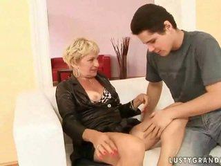 Grandmother porno recopilación