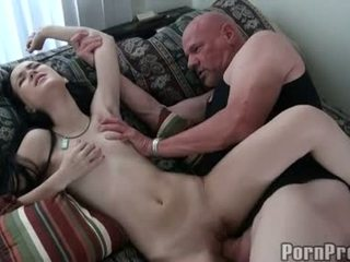 Young whore Amai Liu getting pounded on her sugary sweet tiny pussy