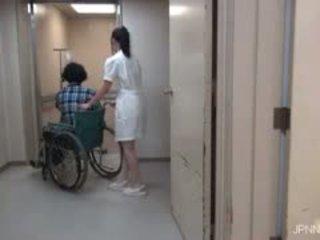 De are i den sykehus og dette babe part1