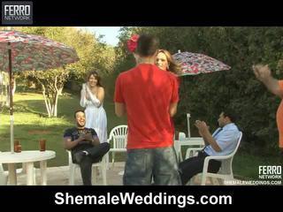 Vroče možača weddings mov starring senna, alessandra, patricia_bismarck